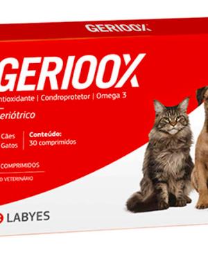 Gerioox – Antioxidante Condroprotector Omega 3 x 30 Tabletas