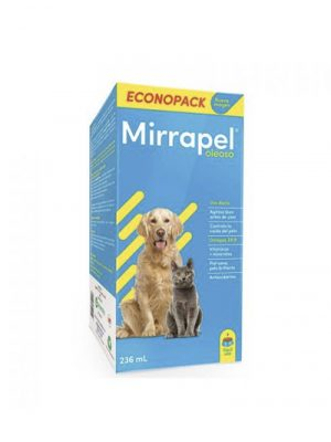 Mirrapel Perros y Gatos Adultos 236 mL