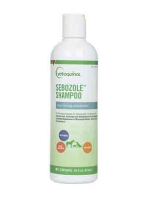 Shampoo Sebozole Vetoquinol