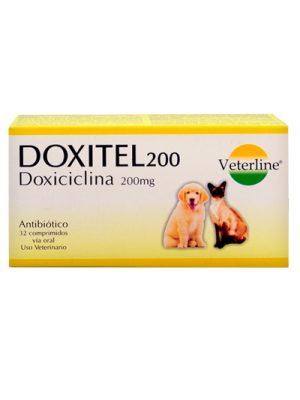 Doxitel 200 mg x 1 Tableta – Doxiciclina
