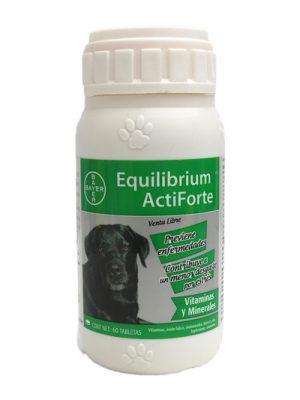 Equilibrium Actiforte x 60 Tabletas