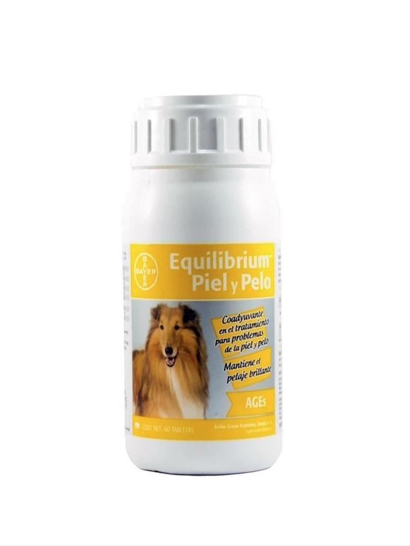 Equilibrium Piel y Pelo 60 Pastillas