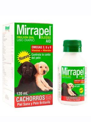 Mirrapel Perros Cachorros 120 mL