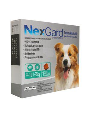 Nexgard Caja x 1 Pastilla 10.1 – 25 kg