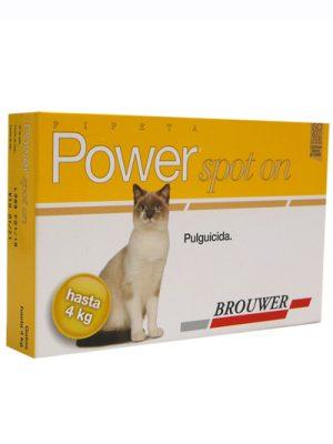 Power Spot On Gatos de 0 a 4 kg