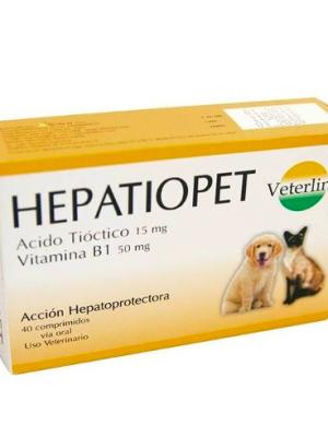 HEPATIOPET Perros x 01 pastilla