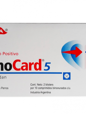 PIMOCARD 5 -Pimobendan