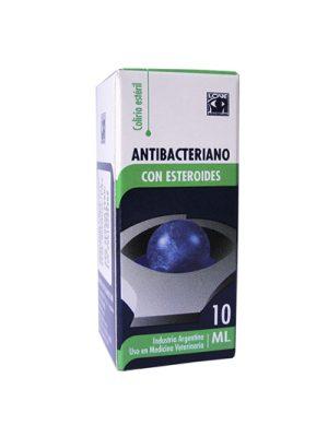 ANTIBACTERIANO CON ESTERIODES Love x 10 mL