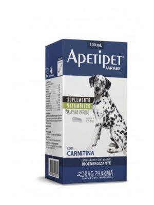 APETIPET Jarabe x 100 mL para Perros – Drag Pharma