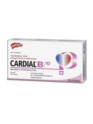 CARDIAL B 10 Veterinario x 20 comprimidos