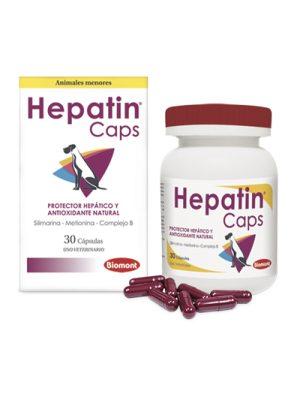 HEPATIN Protector Hepático para Perros x 30 Cápsulas