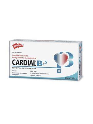 CARDIAL B 5 Veterinario x 20 comprimidos