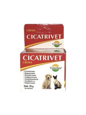 CICATRIVET x 25 gr- crema cicatrizante perros -Veterline