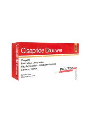 CISAPRIDE Brouwer-Prokinético regulador de la motilidad gastrointestinal