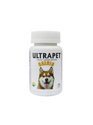 ULTRAPET CALCIO para perros x 100 tabs – Veterline