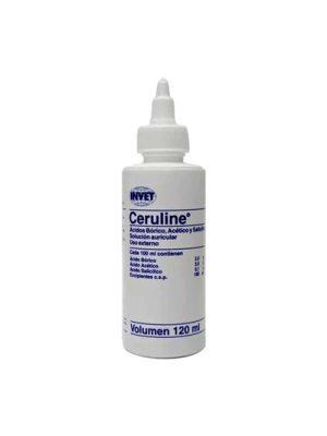 CERULINE Perros Solución Ótica x 120 mL