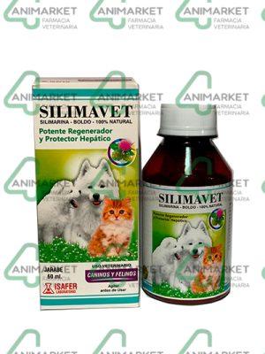 SILIMAVET Jarabe 100 % Natural x 60 ml – Silimarina