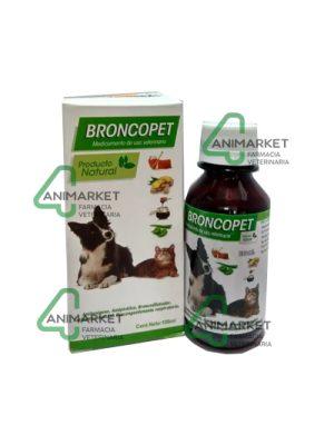 BRONCOPET – Producto Natural x 100 mL